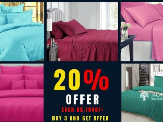 WEEKEND OFFER  for Egyptian Bedsheets