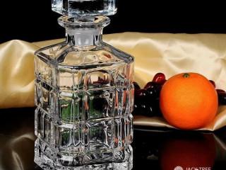 European Vintage Crystal Glass