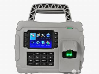 TriPoz- ZKTeco Biometric Time & Attendance System (hand held)