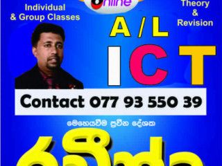 ICT_AL Theory Revision 2021,2022,2023