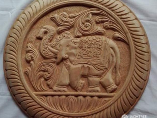 Samanala Wood Carving