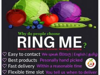 RING ME - Kandy