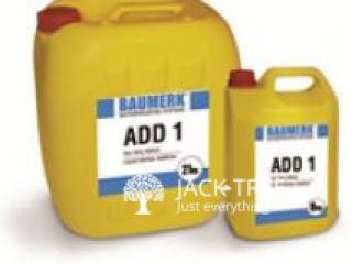 Liquid waterproofing admixture