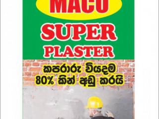 Cement Based Super Plaster - Grey
