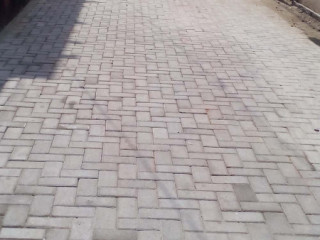 Paving Work (Special Road and Parkings)