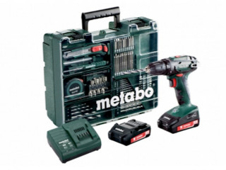 BS 18 Set (602207880) Cordless Drill / Screwdriver