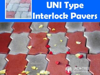Uni Type Interlock paves
