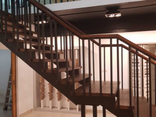 Staircases and Handrails