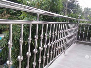Stainless Steel & Brass Railings