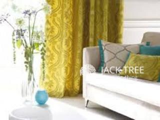 Fabric interior design