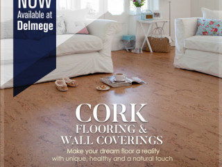 VI. Cork Flooring and Wall coverings