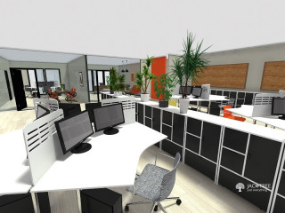 Space Planning & 3D Visualizations