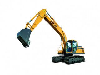 LG6210E Hydraulic Excavator