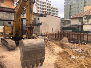 S  SRT Enterprises - Excavator