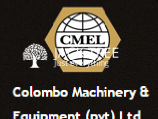 Colombo Machinery & Equipment (pvt) Ltd.