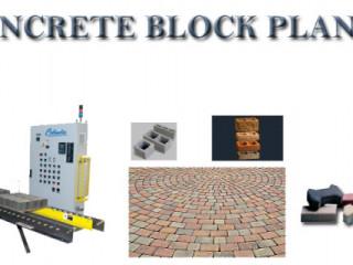 Concrete Block /Paving Plant