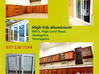 High Fab Aluminium Homagama.