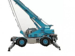 Rent the Mobile Cranes and Equipment