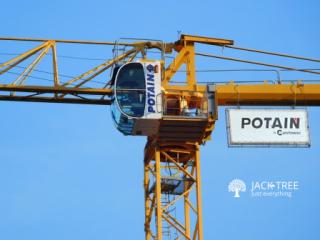 POTAIN Tower Cranes