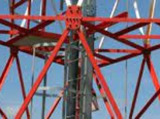 Telecommunication Tower Erection