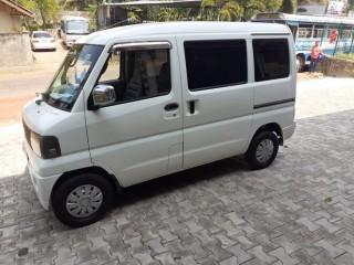 Mitsubishi Buddy Van 2008