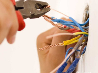 Electrical wiring of industrial, commercial and residential buildings