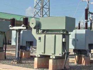 Power Sector Development Transmission Project Lot A - Anniyakanda Grid Substation