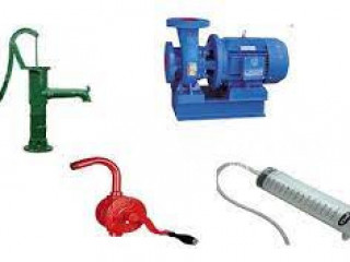 All kind of Pumps & Equipment for Water supply & Sewage applications.