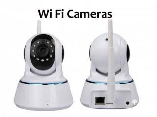 Wi-Fi Cameras
