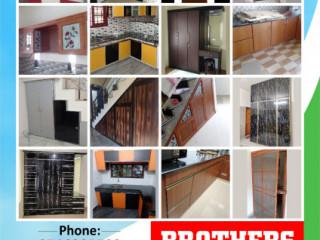 Best Modular Kitchen Cupboard Works in Kuthiathode Kodamthuruth Thuravoor Valamangalam Vayalar Varanadu
