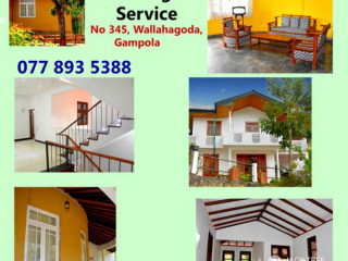 Lakmal Painting Service - House Painting in Kandy