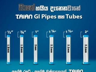 GI Pipes and Tubes
