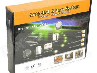 Auto Dial Alarm System