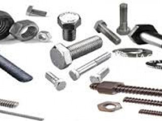 NUT & BOLTS & Spring washers