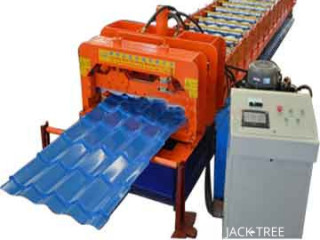 Double Layer 3 in 1 Roofing Sheet Making Machine