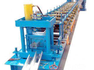 C Purlin Forming Machine  without Hole Punching