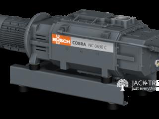 COBRA Industry Dry Screw Vacuum Pumps