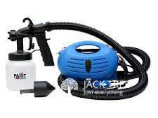Interior & Exterior Painting Paint Zoom Handheld Electric Spray Gun Kit