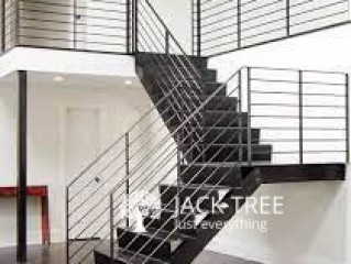 Steel staircase for sale