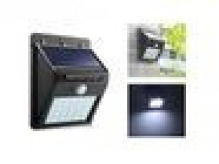Solar Powered Automatic Activated Garden Light