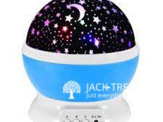 Star master Projector Rotating Night Light