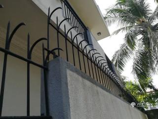 Short Iron Fence