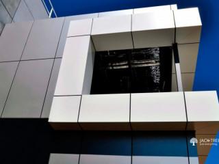 Aluvision Aluminium Wall Cladding