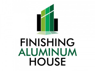 Finishing Aluminium House
