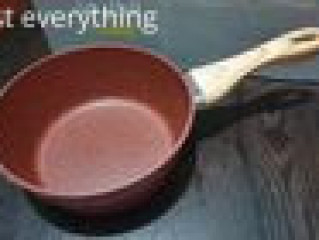 Cookware- 'Marble Granite Set 15 pcs Red
