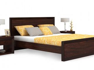 Havana King Sized Mango Wood Bed
