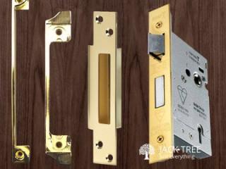 Timber Door Locks