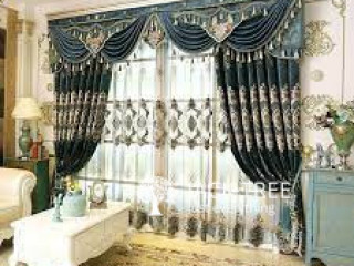 Curtain Designs - Kurunegala
