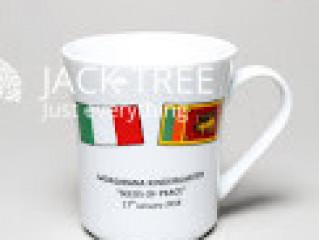 Kiyoshan Ceramic Printing Mug Printing