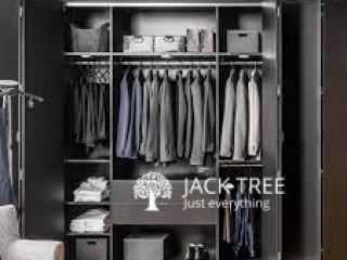 3door Piyestra Melamine Wardrobe